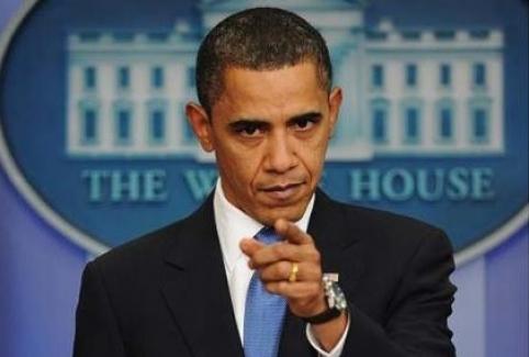 Türkiye'ye 'Basın özgürlüğü' dersi vermeye kalkan Obama'ya bakın