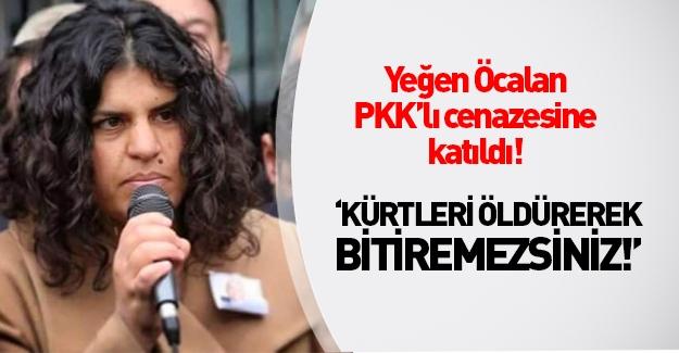 Yeğen Öcalan'dan PKK propagandası