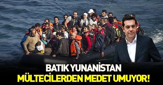 Yunanistan'dan sığınmacılara skandal teklif!