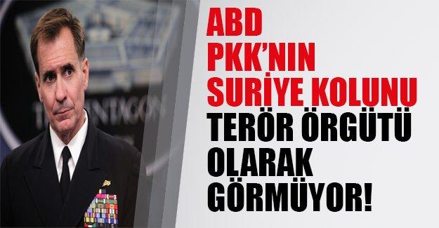 ABD'den flaş PKK açıklaması!
