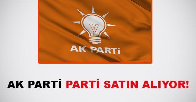 AK Parti DP'yi satın almak için harekete geçti
