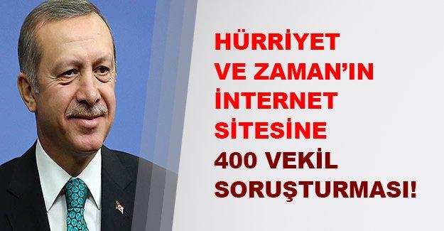 Bakırköy Cumhuriyet Başsavcılığı'ndan '400 vekil' haberine soruşturma