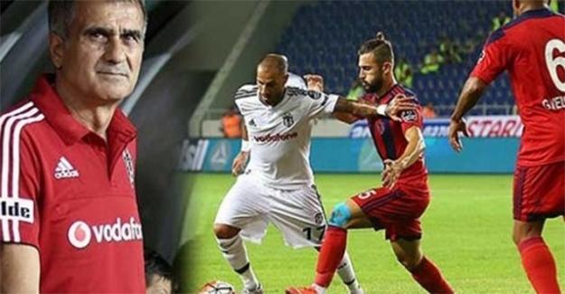 Beşiktaş Teknik Direktörü Şenol Güneş'ten Ricardo Quaresma (Q17) açıklaması!