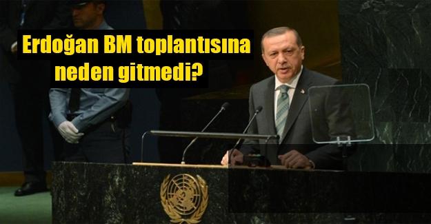 Erdoğan BM toplantısına bakın neden gitmemiş! MHP'li vekilden şok açıklamalar...