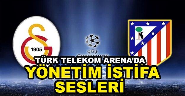 Galatasaray Şampiyonlar Ligi'ne de kötü başladı.