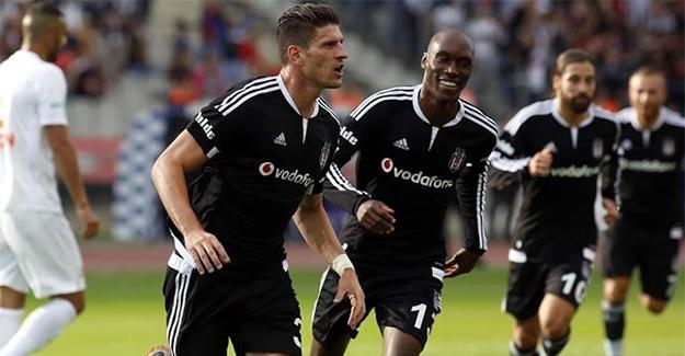 İşte Beşiktaş'ın Skenderbeu maçı kadrosu! Kartal'ın muhtemel ilk 11 belli oldu...