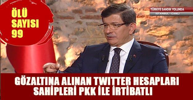 Ankara'daki saldırıda ölü sayısı yükseliyor! Gözaltındaki twitter kullanıcıların PKK bağlantısı ortaya çıktı