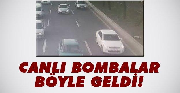 Ankara'daki canlı bomba saldırısının yeni görüntüleri ortaya çıktı! (Flaş son dakika gelişmesi)