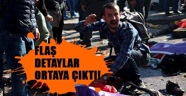 Ankara'daki patlamayla ilgili flaş detaylar! Saldırganlar patlamadan önce neler yaptı?