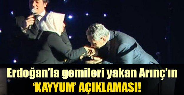 Arınç'tan flaş 'Kayyum' açıklaması! Erdoğan'la gemileri yakan Arınç neler söyledi