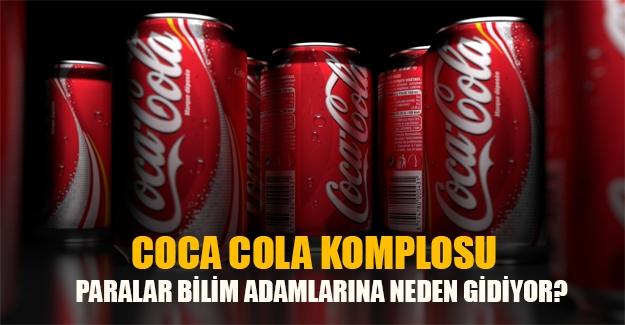 Coca Cola'nın rüşvet komplosu! Bilim adamlarına milyonlarca sterlin aktarılıyor