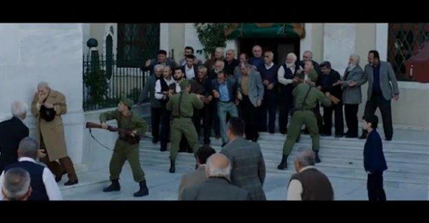 Erdoğan'ın hayatı film oluyor! Reis filmi izle! Reis fragman izle