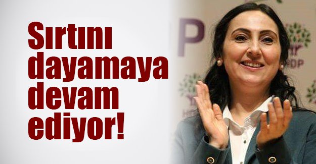 Figen Yüksekdağ sırtını PKK'ya dayamaya devam ediyor! Yüksekdağ'dan flaş açıklamalar (Son dakika)