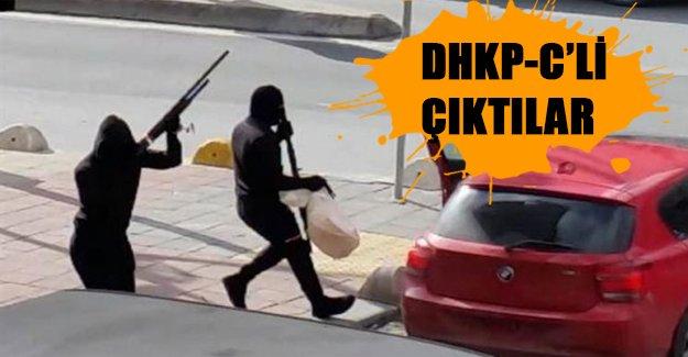 Gaziosmanpaşa'da terör estiren kuyumcu soyguncusu DHKP-C'li çıktı!
