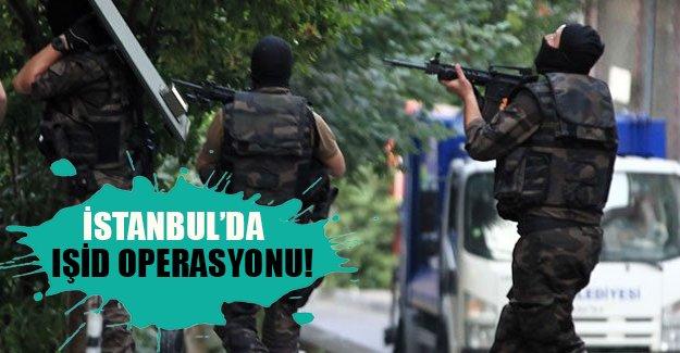 İstanbul'da IŞİD operasyonu! Terör şüphelileri gözaltında! Son dakika gelişmesi