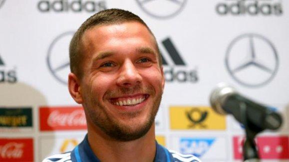 Lukas Podolski artist oldu! Galatasaray'ın Alman golcüsü Podolski'nin rol aldığı film vizyona giriyor