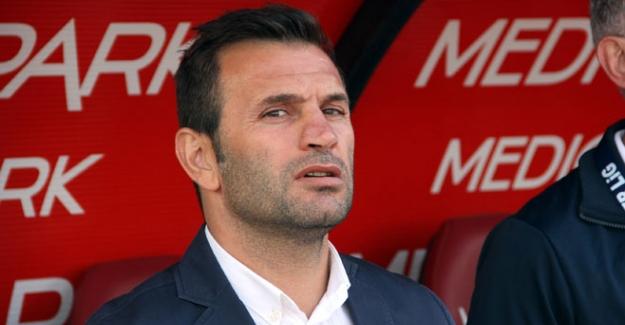 Medicana Sivasspor Sergen Yalçın'ın yerini doldurdu! Okan Buruk ile anlaşma sağlandı!