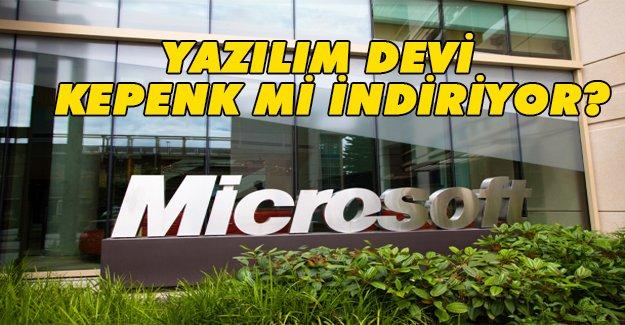 Microsofta neler oluyor? Teknoloji devi yüzlerce çalışanıyla yollarını ayırdı