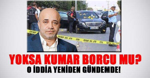 Murat Sancak'ın aracı kumar borcu yüzünden mi bombalandı! O iddia yeniden gündemde...