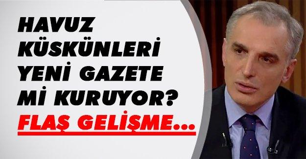 Mustafa Karaalioğlu medya patronu mu oluyor? Havuz küskünleri yeni gazete mi kuruyor? İşte  o flaş iddia...