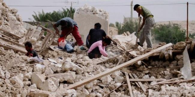 Pakistan'da şok! Ülkenin kuzeyinde 7.7 büyüklüğünde bir deprem meydana geldi! Deprem anı izle