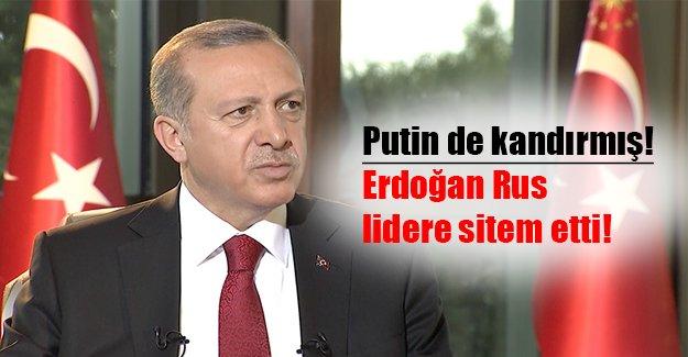 Putin de Erdoğan'ı kandırmış! İşte Erdoğan'ın Suriye açıklaması...