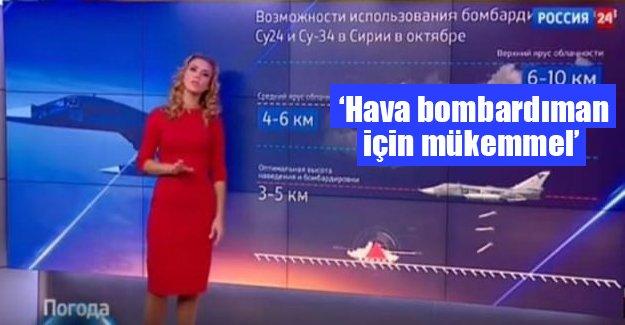 Rus spikerden skandal ifadeler! Üzerlerine bomba yağan Suriyelilerle dalga geçti...