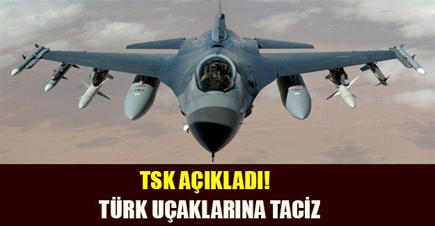 Rus uçaklarından taciz! İşte TSK açıklaması...