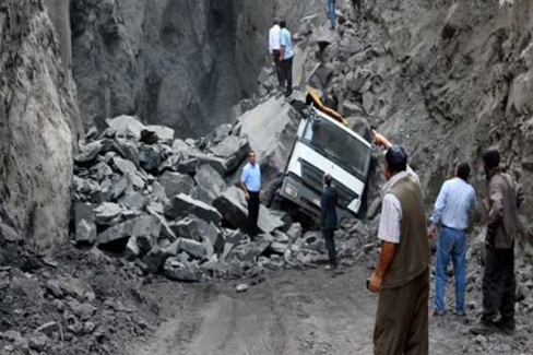 Şırnak'ta kömür ocağında göçük meydana geldi! Flaş son dakika gelişmesi! (Videolu haber)