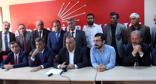 CHP'li Gürsel Tekin Türkiye'de IŞİD kamplarının olduğunu ima etti!