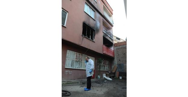3 yaşındaki çocuk yangında can verdi! -Bursa haberleri-