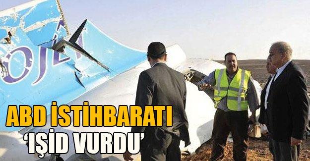 ABD istihbaratı açıkladı: Rus uçağını IŞİD düşürdü