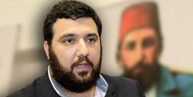 Abdulhamit'in torunu dizilere sert çıktı