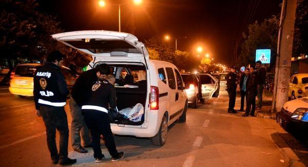 Adana'da 1300 polis ile asayiş uygulaması