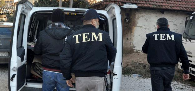 Adana'da PKK operayonu! 7 kişi gözaltında! (Adana Haberleri)