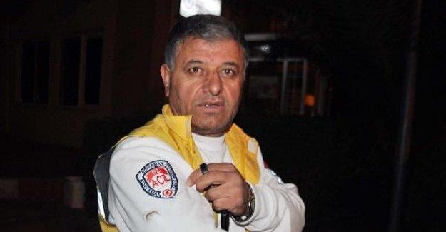 Adıyaman'da ambulansa saldırı!