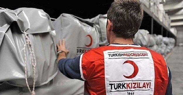 AFAD ve Türk Kızılay'ı Türkmenlere yardım elini uzattı!
