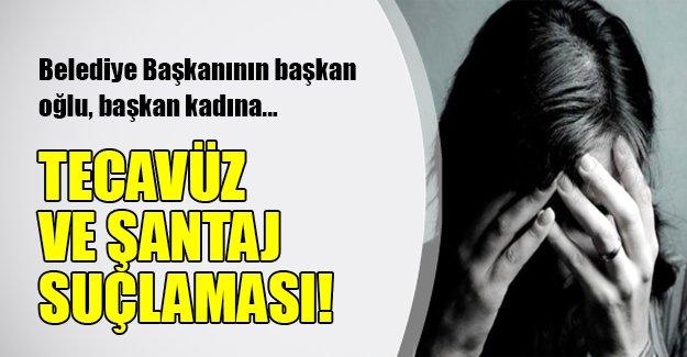 AK Parti üyesine tecavüz suçlaması