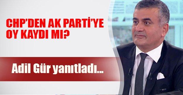"""AK Parti'ye 'ezeli rakibinden"""" oy geldi mi? Bu soruyu seçim sonuçlarını bilen tek anketçi yanıtladı"""