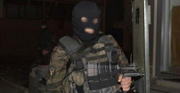Ankara'da IŞİD operasyonu! 7 kişi gözaltına alındı