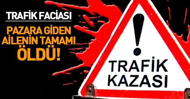 Aydın'da katliam gibi trafik faciası: 7 ölü