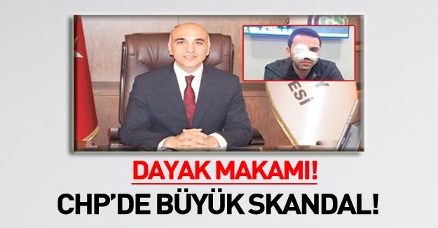 Bakırköy Belediye Başkanı'ndan çaycıya dayak!