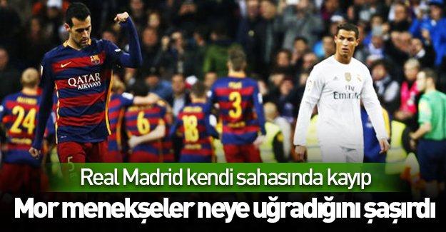Barça, Real Madrid'i deplasmanda ezdi geçti!