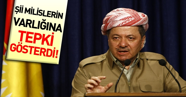 Barzani'den Sert Çıkış: Onlara yer yok
