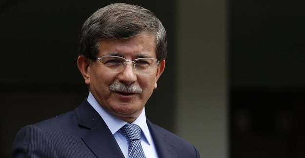 Başbakan Davutoğlu Ankara'da!