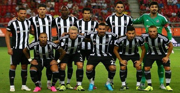 Beşiktaş - Medicana Sivasspor maçının ilk 11'leri belli oldu!