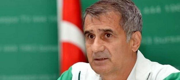 Beşiktaş'tan flaş Şenol Güneş kararı