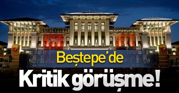 Beştepe'de kritik görüşme! Erdoğan, Hakan Fidan ve İsmail Kahraman ile görüşecek!