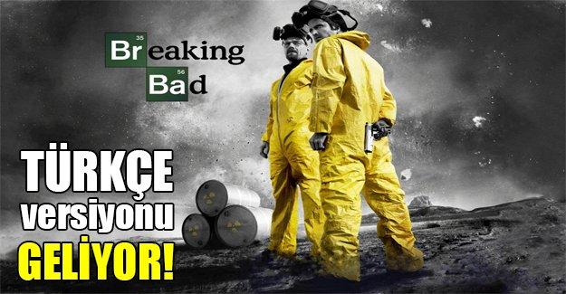 Breaking Bad dizisinin Türk versiyonu çekiliyor! Peki Walter White rolünde kim oynayacak?