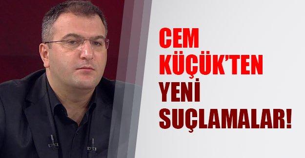 Cem Küçük'ten yeni suçlamalar! Star yazarı NTV, Şahenk ve AKP'ye yakın isimleri hedef aldı